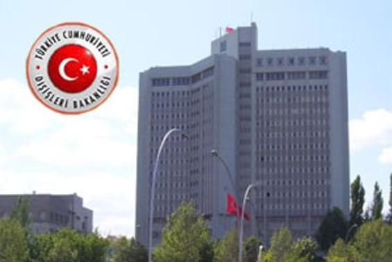 Türkiye'nin Duşanbe Büyükelçisi merkeze alındı