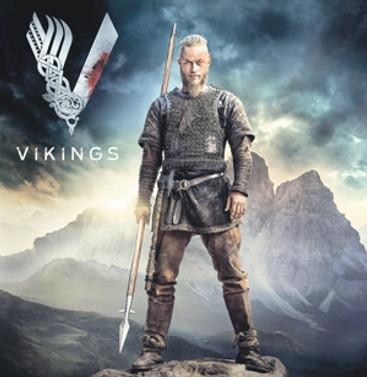 Vikingler'in şarkıları albümde