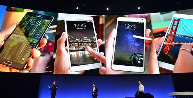 Samsung yeni teknoloji ürünlerini tanıttı