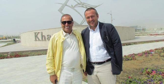 100 Milyar dolarlık projeye Türk imzası
