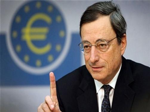 Draghi topu taca atabilir