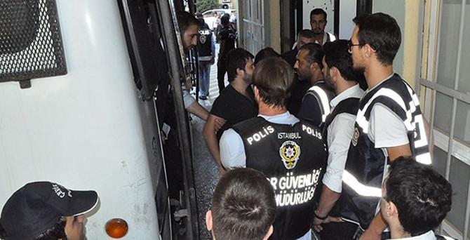 Mali Şube Müdürü dahil 5 polis tutuklandı