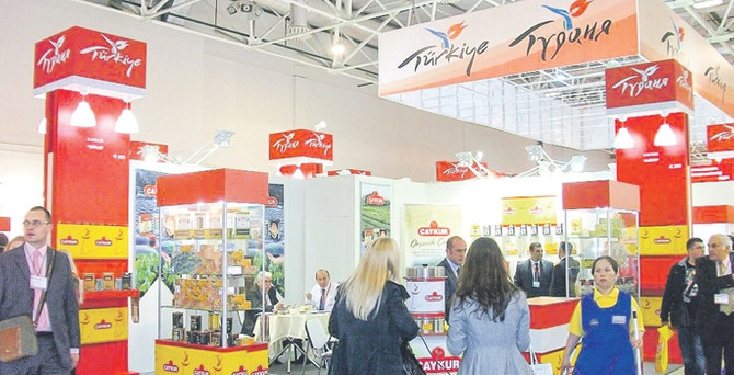 Gıdada Rusya'ya akın var