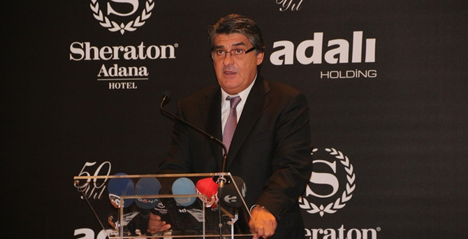 Sheraton Adana açıldı