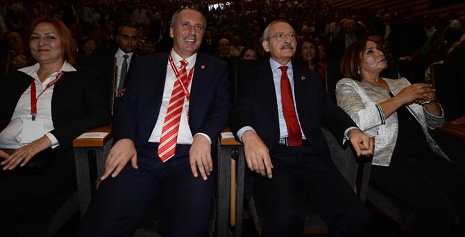 CHP Olağanüstü Kurultayı'nda oy verme işlemi sona erdi