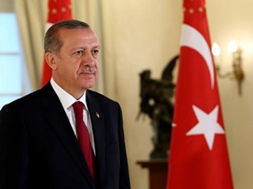 Erdoğan'dan MİT mensuplarına takdirname