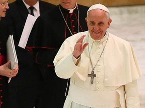 Papa Francis'den küresel savaş çağrısı