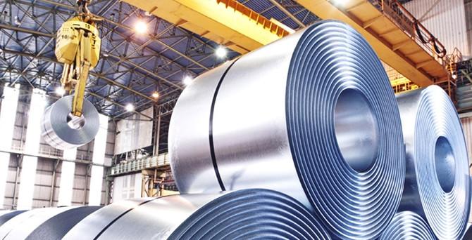 Çelikçiler ilk çeyrekte 2,7 milyar dolar ihracat yaptı