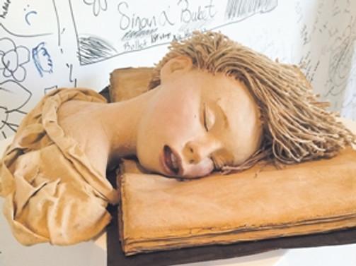 Erdaha'nın heykelleri Bodrum'da