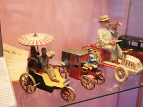 Yaratıcılığınızı Oyuncak Müzesi'nde geliştirin