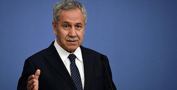 Bülent Arınç 'İstifa etti' iddialarını yalanlamadı