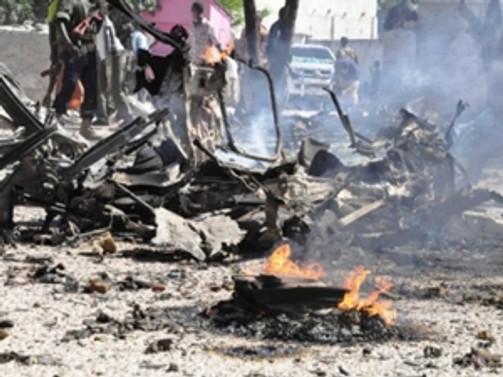 Somali'de kan durmuyor