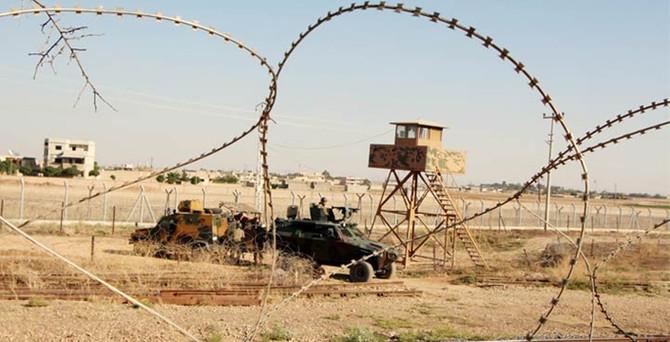 Sınırda İngiliz uyruklu 9 kişi yakalandı