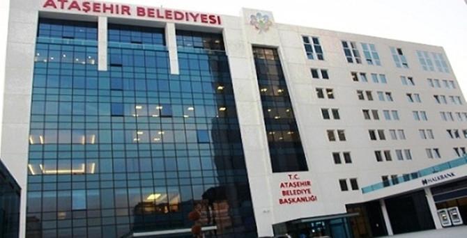 Ataşehir Belediyesi'nden 'sınır' tepkisi