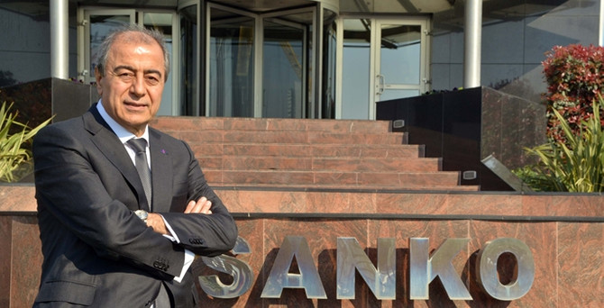 Sanko, enerjiye  400 milyon dolar yatıracak