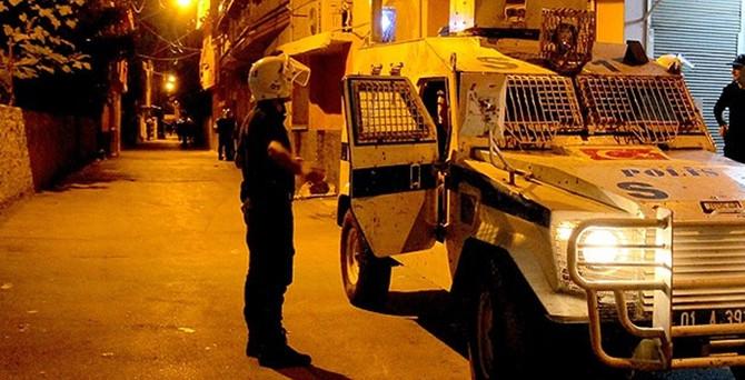 İstanbul'da 2 bin polislik asayiş uygulaması