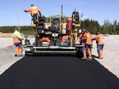 Türkiye asfalt üretiminde Avrupa'nın zirvesinde