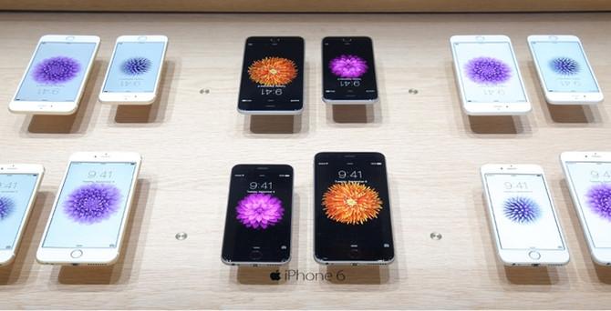 Apple'dan rekor satış