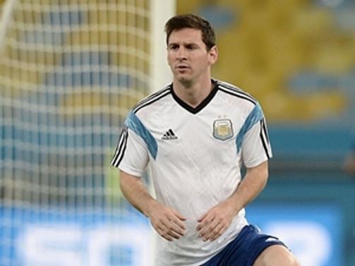 Arjantin'de Messi yasağı