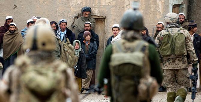 NATO Afganistan'da sivilleri vurdu