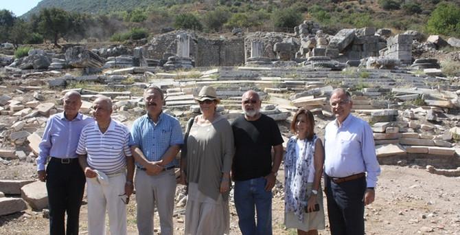 Serapeion Tapınağı 5 milyon euroya canlanacak