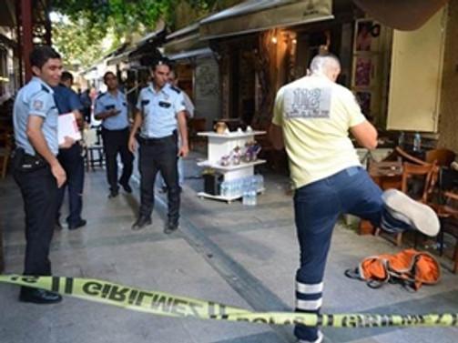 Beyoğlu'nda masa kavgası: 1 ölü