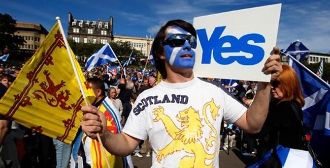IMF'den İskoçya uyarısı