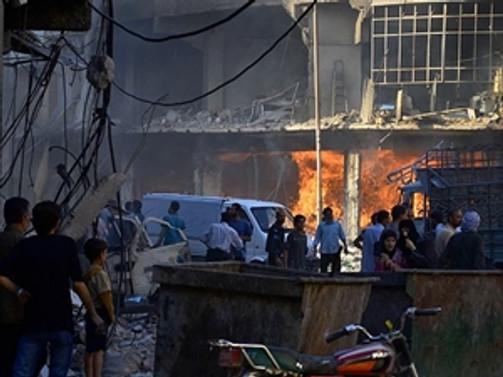 Irak'ta bombalı saldırı: 26 ölü