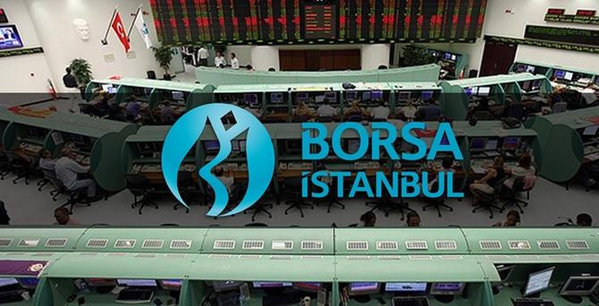Borsa 4 haftanın en düşük seviyesinden kapandı