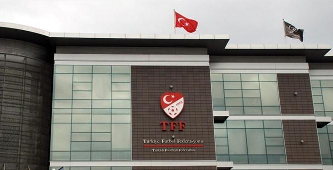 TFF'de 9 istifa kabul edildi