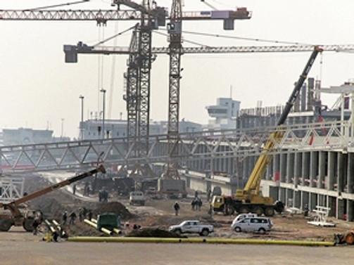 Euro Bölgesi'nde inşaat üretimi eylülde geriledi
