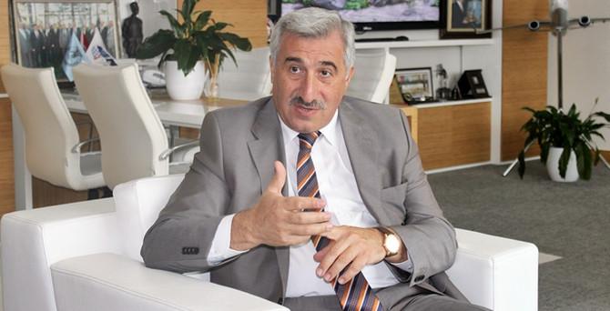 """""""Türk firmalarıyla ortaklık kurup, yurtdışındaki ihalelere katılacağız"""""""