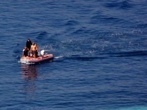 Kaçakları taşıyan tekne battı: 164 kayıp