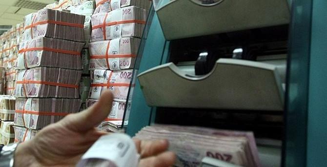 Bankacılık sektörünün büyüklüğü 2 trilyona dayandı