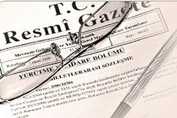 Üst fonlara kaynak aktarımı Resmi Gazete'de