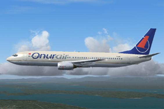 Onur Air, 400 bin hacı taşıyacak
