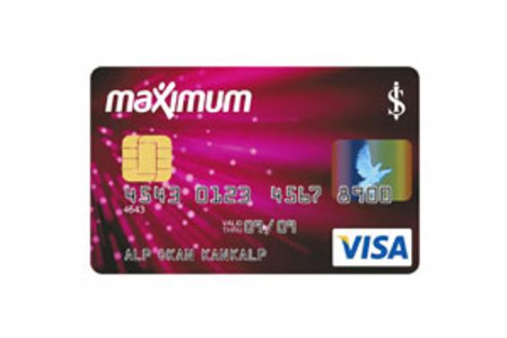 Temassız Maximum Kart'tan yeni kampanya