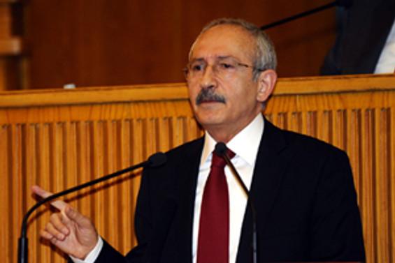 Kılıçdaroğlu'ndan Haşim Kılıç'a ağır eleştiri
