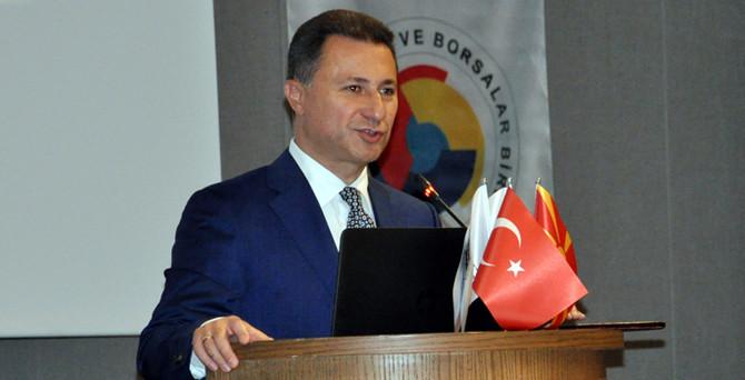 Makedonya Başbakanı, Türkleri yatırıma davet ediyor
