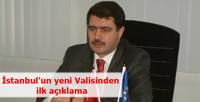 Yeni İstanbul Valisi Şahin: Beklemiyordum