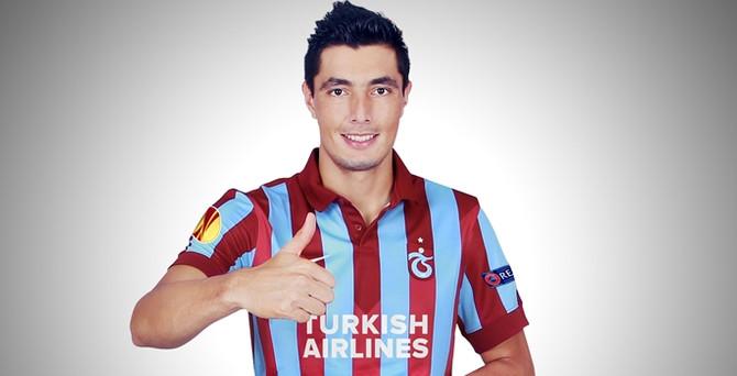 Trabzonspor'a da sponsor oldu