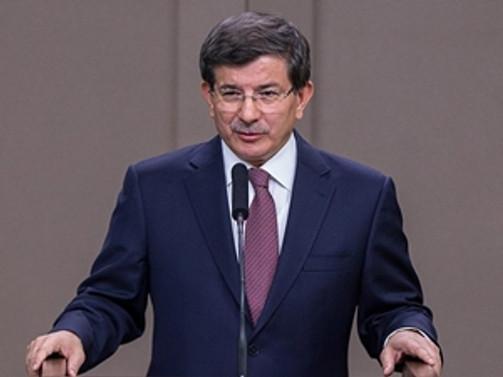 Davutoğlu, Irak Başbakanı ile görüştü
