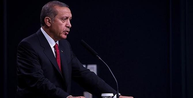 Erdoğan'dan Türkiye'ye yönelik haberlere sert tepki