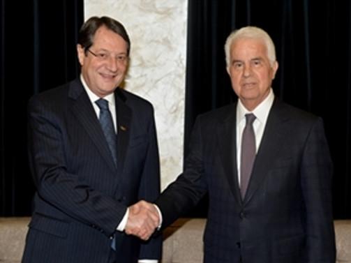 'Kıbrıs'ta sonuç alıcı müzakerelere geçiyoruz'