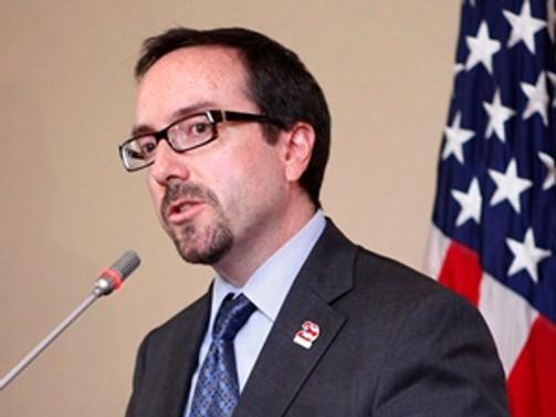 Bass, resmen ABD Ankara Büyükelçisi