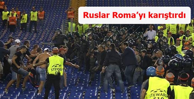 Ruslar Roma'yı karıştırdı