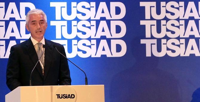 TÜSİAD'dan 'kutuplaşma' uyarısı