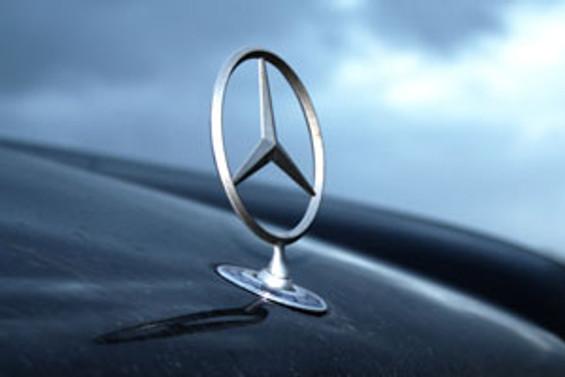 Mercedes-Benz'in otomobil satışları yüzde 13 arttı