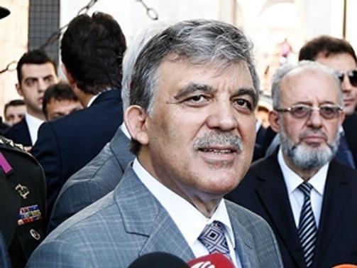 Gül'den yeni parti açıklaması