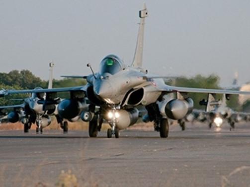 Fransa'dan IŞİD'e ilk hava saldırısı